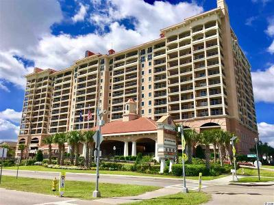 North Myrtle Beach Condo/Townhouse For Sale: 1819 N Ocean Blvd. #9005