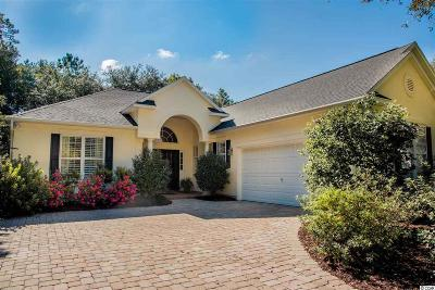 Pawleys Island Single Family Home For Sale: 867 Tradition Club Dr.