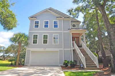 Pawleys Island Single Family Home For Sale: 68 High Hammock Way