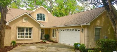 Myrtle Beach Single Family Home Active-Pend. Cntgt. On Financi: 714 Saint Croix Court