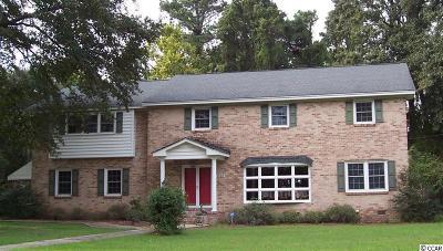 Georgetown Single Family Home For Sale: 1020 Pyatt Street