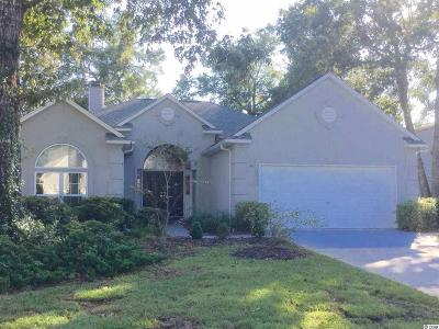 Pawleys Island Single Family Home For Sale: 1093 Tradition Club Drive