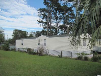 Murrells Inlet Single Family Home For Sale: 414 Seabreeze Dr.