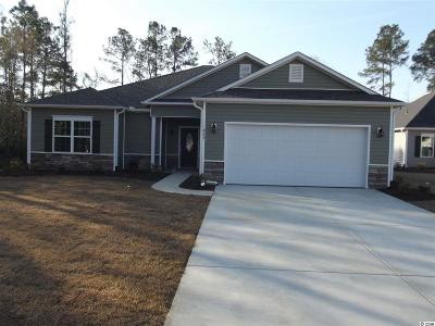Longs Single Family Home Active-Pend. Cntgt. On Financi: 463 Carrick Loop