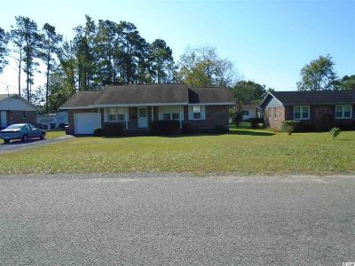 North Myrtle Beach Single Family Home Active-Pend. Cntgt. On Financi: 707 Gayle St.