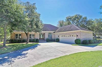 North Myrtle Beach Single Family Home For Sale: 1410 Golfview Drive