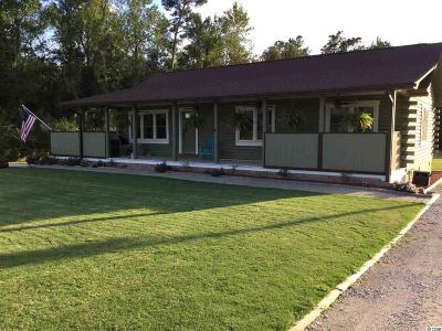 Little River Single Family Home For Sale: 2950 Highway 111
