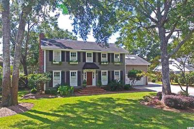 Murrells Inlet Single Family Home Active-Pend. Contingent Contra: 576 Fernwood Road
