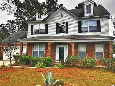 Myrtle Beach Single Family Home Active-Hold-Don't Show: 202 Alyssum Court