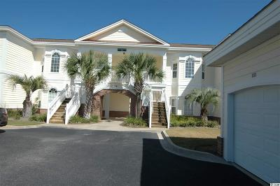 Pawleys Island Condo/Townhouse Active-Pend. Cntgt. On Financi: 18 Tern Place #8-201