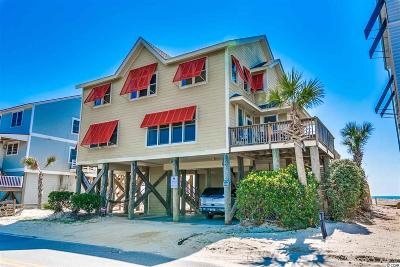 Pawleys Island Single Family Home For Sale: 694 Springs Avenue