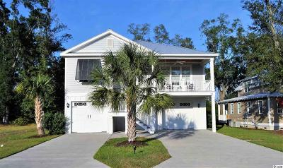 Murrells Inlet Single Family Home For Sale: 120 Lake Point Drive