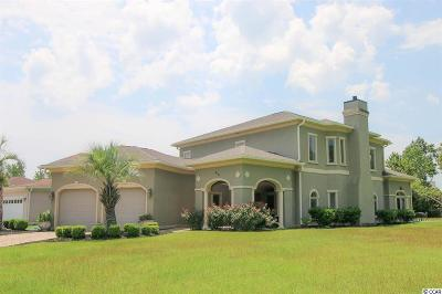 Myrtle Beach Single Family Home For Sale: 616 Edgecreek Drive