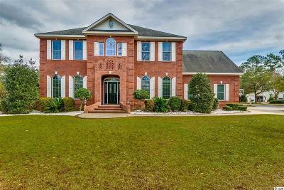 Pawleys Island Single Family Home For Sale: 162 Olde Canal Loop