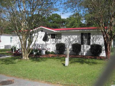 Murrells Inlet Single Family Home Active-Pending Sale - Cash Ter: 27 Topsail Lane