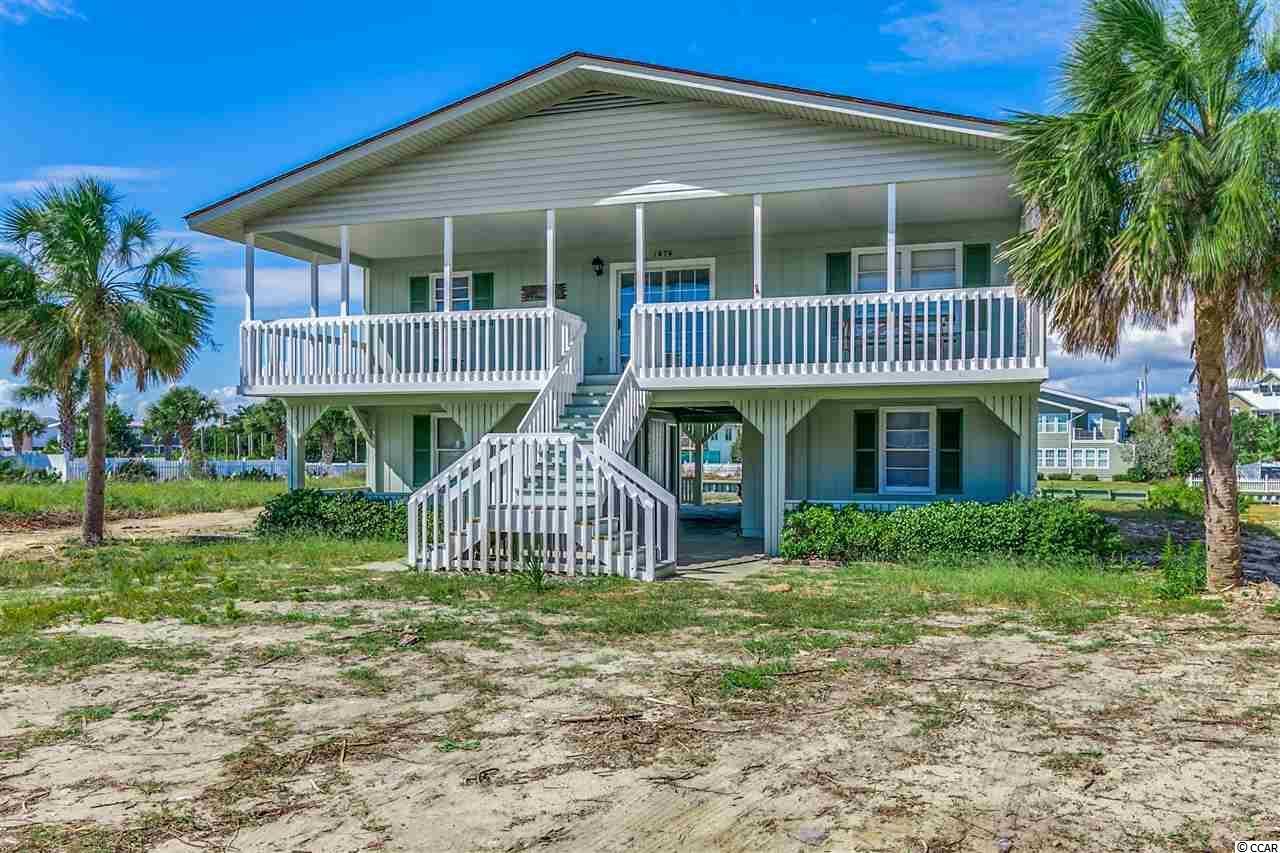 Listing: 1876 Dolphin Street, Garden City Beach, SC.  MLS# 1721156 ...