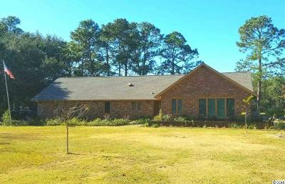 Pawleys Island Single Family Home Active-Pending Sale - Cash Ter: 512 Springfield Rd.
