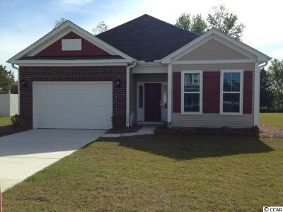Little River Single Family Home For Sale: 938 Witherbee Way