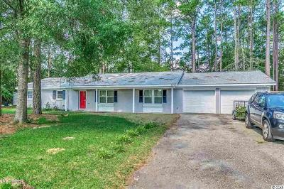 Myrtle Beach Single Family Home Active-Pend. Cntgt. On Financi: 3060 Forestbrook Rd.