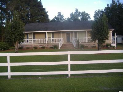 Loris Single Family Home For Sale: 8067 Birchfield Dr.