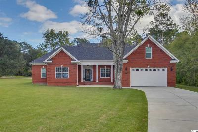 Conway Single Family Home For Sale: 1071 Forest Dr