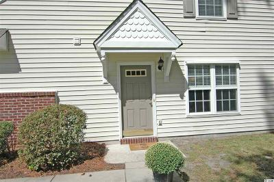 Pawleys Island Condo/Townhouse For Sale: 92-4 Red Rose Blvd #92-4