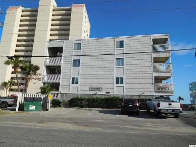 Garden City Beach Condo/Townhouse For Sale: 900 N Waccamaw Drive #106