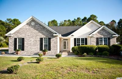 Myrtle Beach Single Family Home For Sale: 2557 Hunters Trail