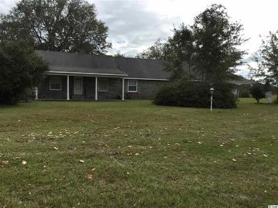 Aynor Single Family Home For Sale: 812 Hucks Rd.