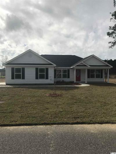Horry County Single Family Home Active-Pend. Cntgt. On Financi: 363 Clearwind Ct.