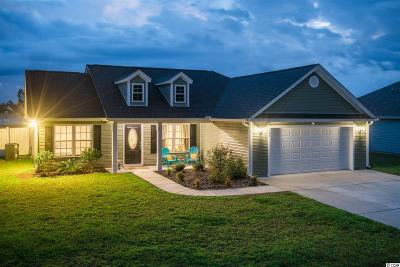 Horry County Single Family Home For Sale: 408 Millbrook Cir