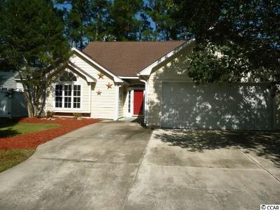 Little River Single Family Home For Sale: 482 Nature Trl
