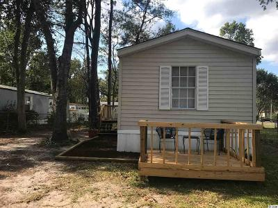 Myrtle Beach SC Single Family Home For Sale: $44,500