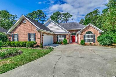 Pawleys Island Single Family Home Active-Pend. Cntgt. On Financi: 50 Ludlow Court