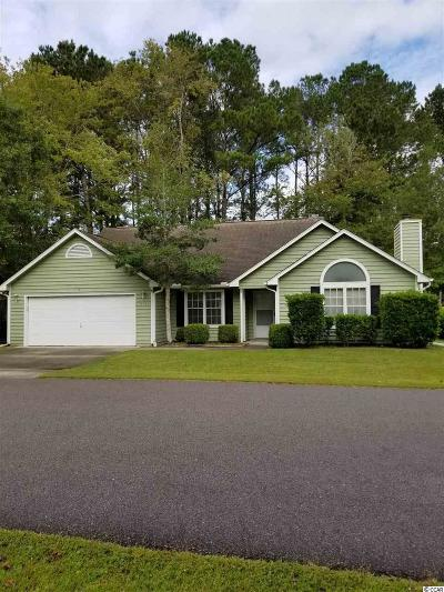 Little River Single Family Home For Sale: 359 Nature Trail