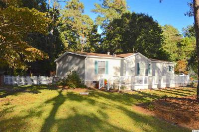 Little River Single Family Home For Sale: 2803 Highway 111