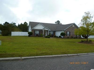 29588 Single Family Home For Sale: 2529 Bear Stand Trl