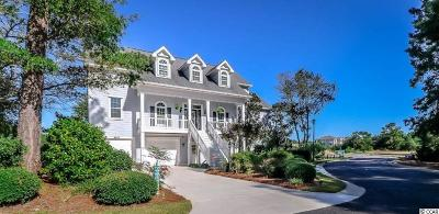 North Myrtle Beach Single Family Home For Sale: 4800 S Island Court