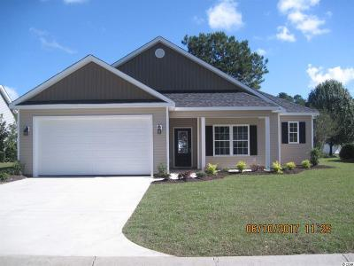 Little River Single Family Home For Sale: 242 Sienna Drive