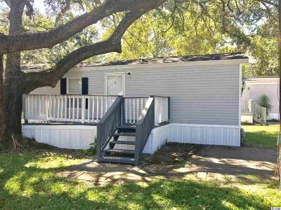 Murrells Inlet Single Family Home For Sale: 543 Eden Ave