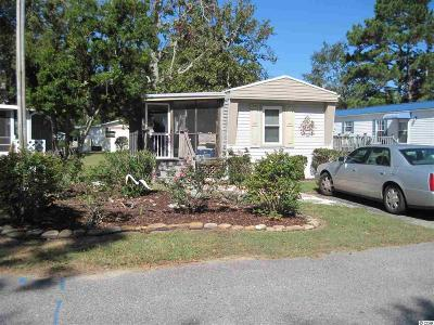 Murrells Inlet Single Family Home For Sale: 11 Dover Street