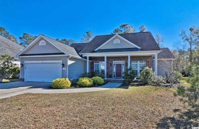 Murrells Inlet Single Family Home Active-Pend. Cntgt. On Financi: 716 Woodstone Court