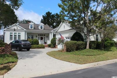 Pawleys Island Single Family Home For Sale: 199 Cottage Ct