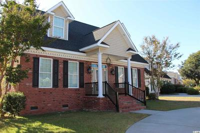 North Myrtle Beach Single Family Home For Sale: 1001 Mount Vernon Drive
