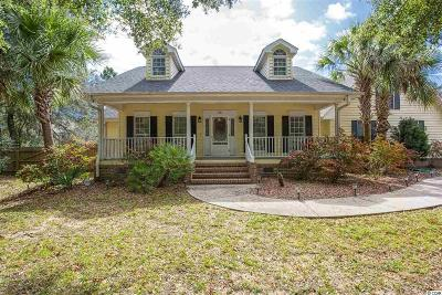 Murrells Inlet Single Family Home For Sale: 4481 Woodside Drive