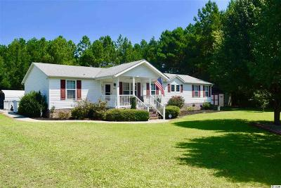 Loris SC Single Family Home For Sale: $194,900