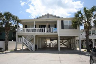 North Myrtle Beach Single Family Home For Sale: 217 25th Ave. N.