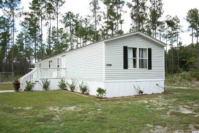 Horry County Single Family Home For Sale: 5305 Valley Forge Rd