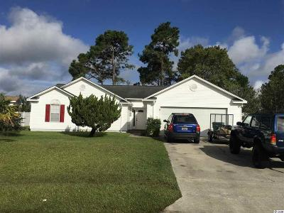 29579 Single Family Home For Sale: 4315 Hunting Bow Tr