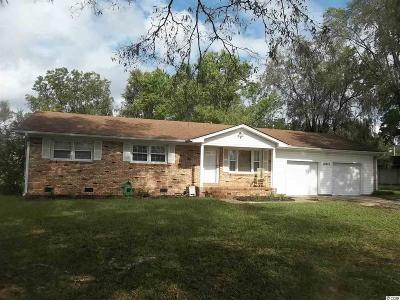 Conway Single Family Home For Sale: 1065 Four Mile Rd.